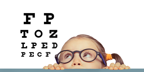test the risk of myopia