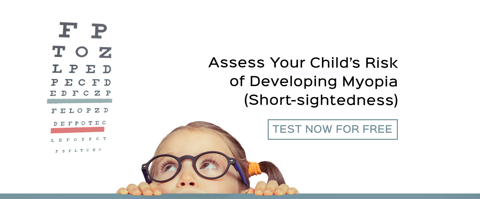 asses your child's risk of developing myopia
